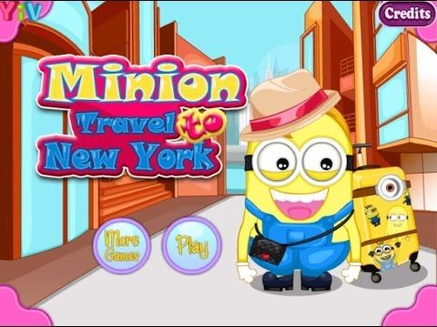 Minion Travel To New York - Game Tutorial 2016