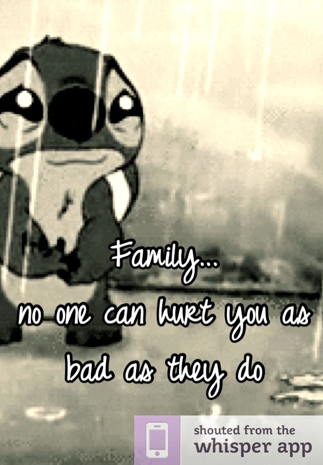 Family Hurting You Quotes Yahoo Search Results Becky Quotes