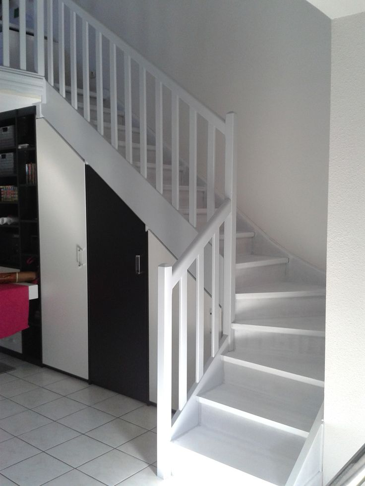 25 best ideas about peindre un escalier on pinterest for Peinture escalier bois