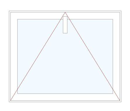 Fenêtre à soufflet 500x500, délai 4 semaines Menuiserie PVC garantie 10 ans direct usine, commande par 4 pièces minimum Coloris blanc, affiché pour une pose en neuf + 15% pour une pose en rénovation  Isolation thermique (Uw) / Ug = 1,0 W/m2K (double vitrage) Ug = 0,7 W/m2K (triple vitrage)