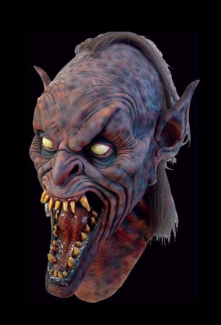 winged demon creepy maskshalloween - Creepy Masks For Halloween