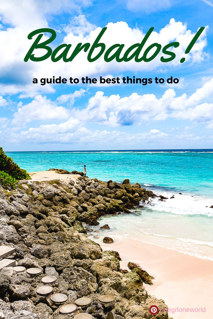 Heading to Barbados? Check out this awesome guide to the best places to eat and things to do!