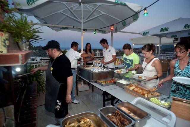 BBQ Venezia Resort Faliraki Rhodes