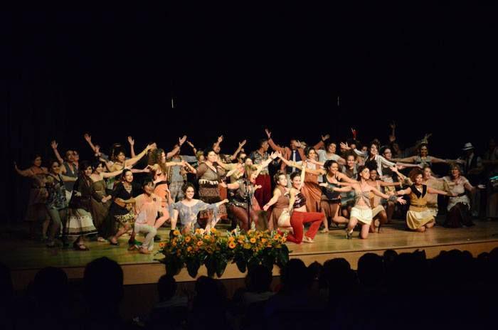 Teatro de Paulínia sedia  XI Festival Unicamp de Corais