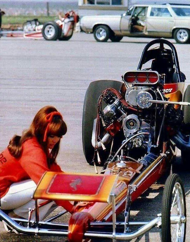 Old School Drag Racing  Fuel Rail Dragster | Dragsters | Drag racing