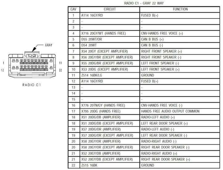 12 panasonic car stereo wiring harness diagram  car