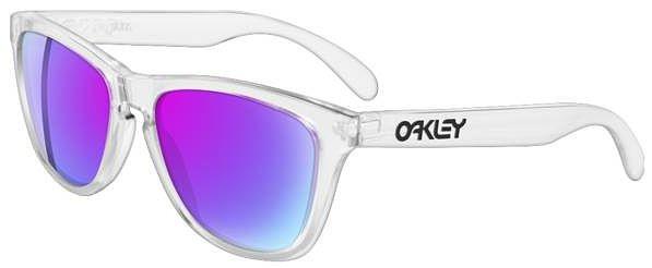 Oakley Frogskins - mine were purple