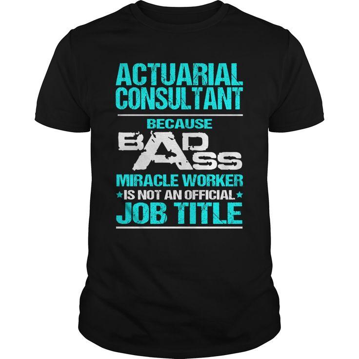 ACTUARIAL CONSULTANT-BADASS ∞ T3ACTUARIAL CONSULTANT-BADASS T3ACTUARIAL CONSULTANT-BADASS T3