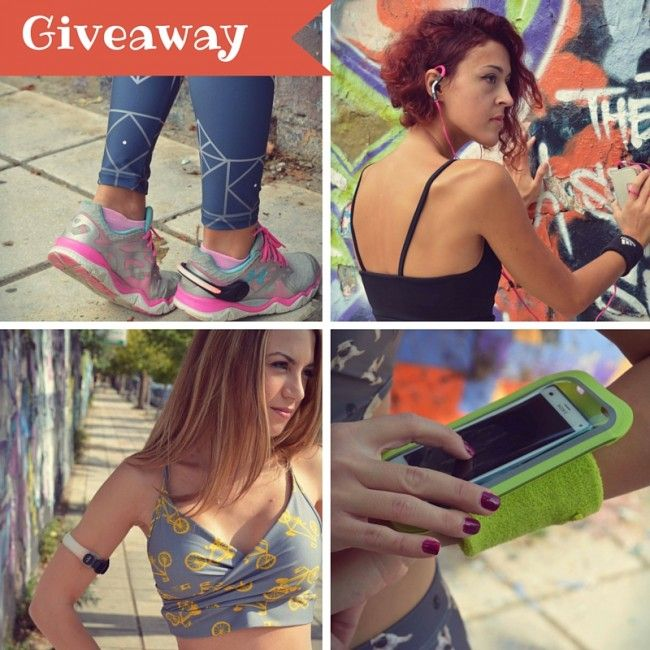 Super Giveaway with @purogreece ! Amazing gadgets to facilitate your training! Because sports and style can go together!