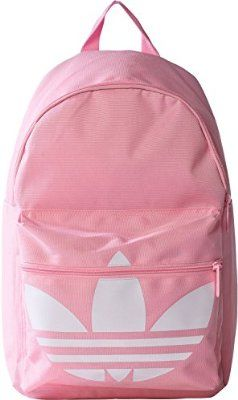 f862dd9827e0a adidas Originals Backpack Classic Trefoil light pink white ...