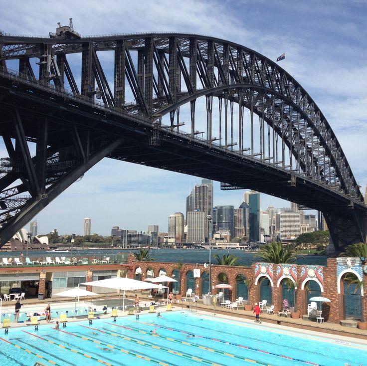 Lovin' #Sydney #Australia. Let's go for a swim!