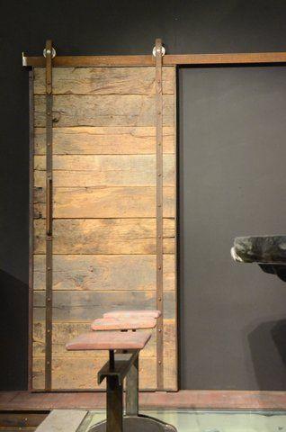 schuifdeuren van prachtige oude planken