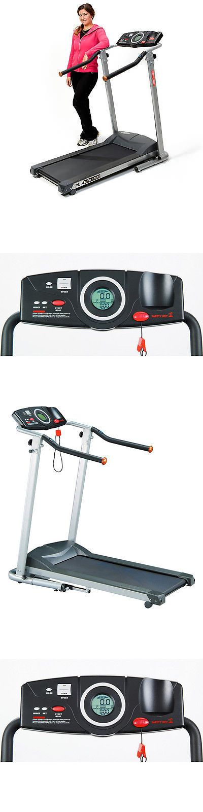 Treadmills 15280: Exerpeutic 350 Heavy Duty Fitness Walking Electric Treadmill -> BUY IT NOW ONLY: $325.09 on eBay!