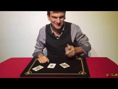 Voici 6 tours de magie + explications à faire avec les enfants