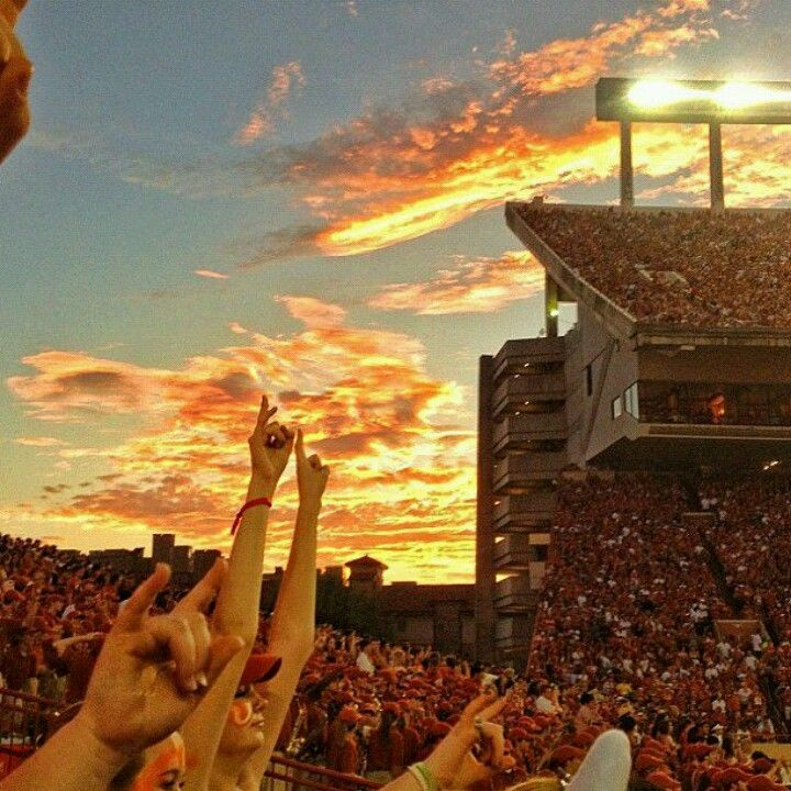 Just two more weeks, Longhorns! Check out a University of Texas football game the next time you're in Austin!
