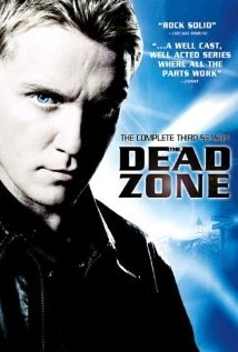 TV adaptation of Stephen King's The Dead Zone with Anthony Michael Hall as Johnny Smith. Ran for 6 seasons until USA Network sadly decided to cancel it. Well worth watching.