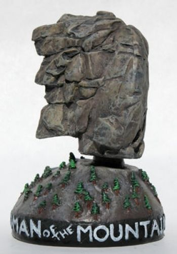 Old Man of the Mountain Bobble head