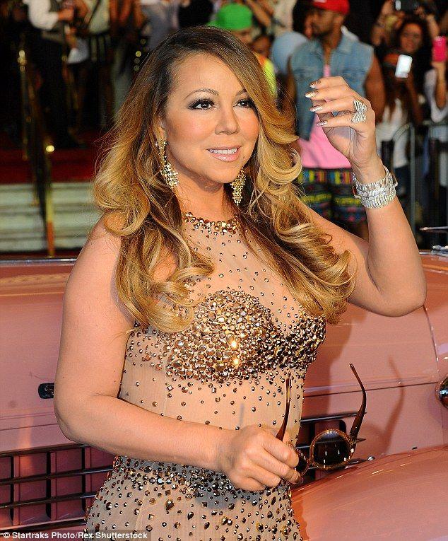 In good company:The Grammy winner  joins the ranks of Celine Dion, Elton John, Rod Stewar...