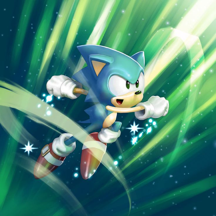 Sonic Warrior by 2dforever.deviantart.com on @deviantART