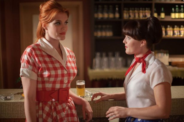 Call The Midwife fans outraged as Patsy's lesbian relationship comes to a tragic end in season finale - Mirror Online