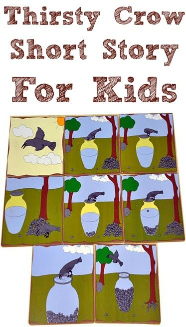 Printables Image Of Short Story For Kid 1000 ideas about short stories for kids on pinterest problem the thirsty crow story kids