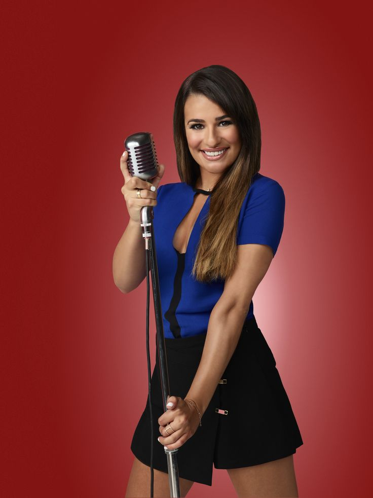 17 best images about posados glee 5 temporada on pinterest coaches kevin o 39 leary and - Lea michele diva ...