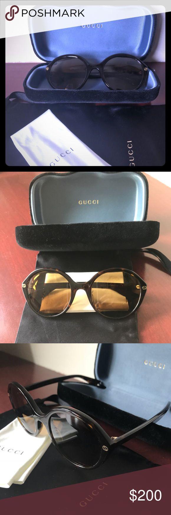 Authentic Gucci Polarized Rx Sunglasses -1.5 Rx Gucci Sunglasses with prescription Rx -1.5 Polarized Sunglasses. Like new! Gucci Accessories Sunglasses