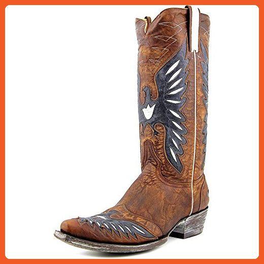 "Old Gringo Freedom Condor 13"" Women US 8 Brown Western Boot - Boots for women (*Amazon Partner-Link)"