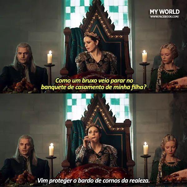 Ideia Por Luisa Pereira Em Witcher Em 2020 Trechos De Filmes