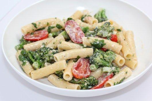 Lemon Pasta with Arugula | Entrees | Pinterest