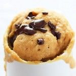 Coconut Flour Peanut Butter mug cake for healthy dessert in a flash.It gluten-free and low-carb, and includes paleo option.