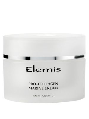 Elemis Pro-Collagen Marine Cream - Expensive, but eliminates wrinkles likes nobody's business.
