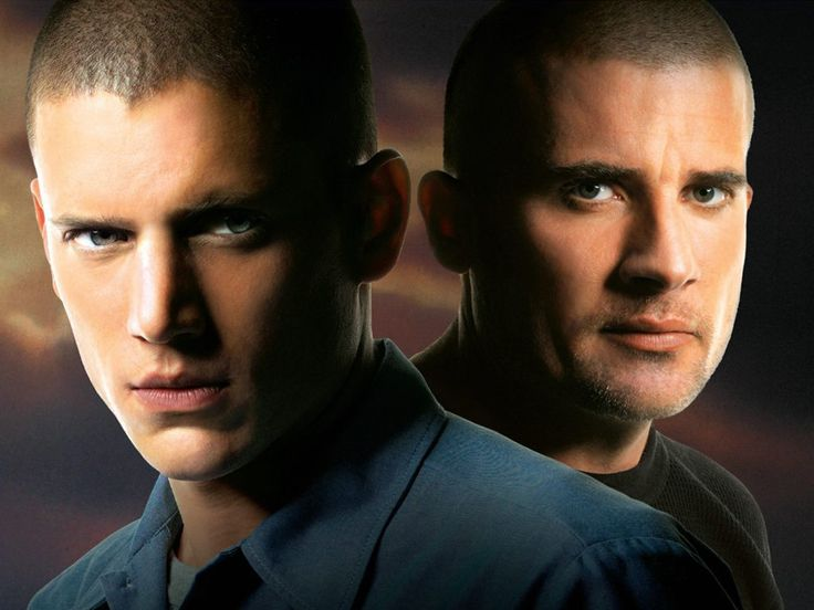 The Prison Break brothers are so freakin cute
