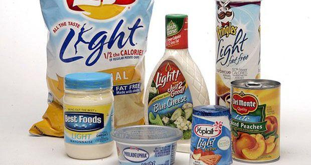 Alimentele light ,real ajutor in cura de slabire sau nu?