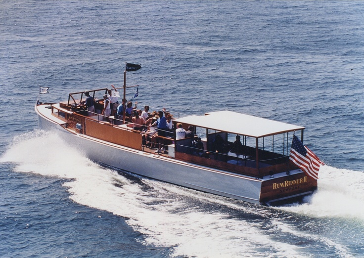 17 Best Images About Classic Motor Yacht Rumrunner Ii On
