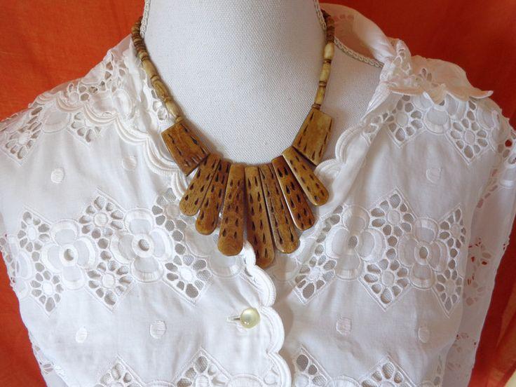 Vintage Blusen - Bluse*Vintage*weiß*Rüschen*boho* - ein Designerstück von SweetSweetVintage bei DaWanda