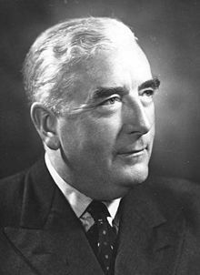 Sir Robert Menzies - 12th Prime Minister of Australia serving a total of 18 years, he was Australia's longest serving Prime Minister.