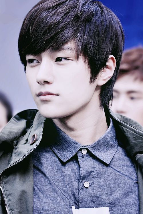 why isn't he my boyfriend? I'm asking myself the same question. #Myungsoo #L #Infinite