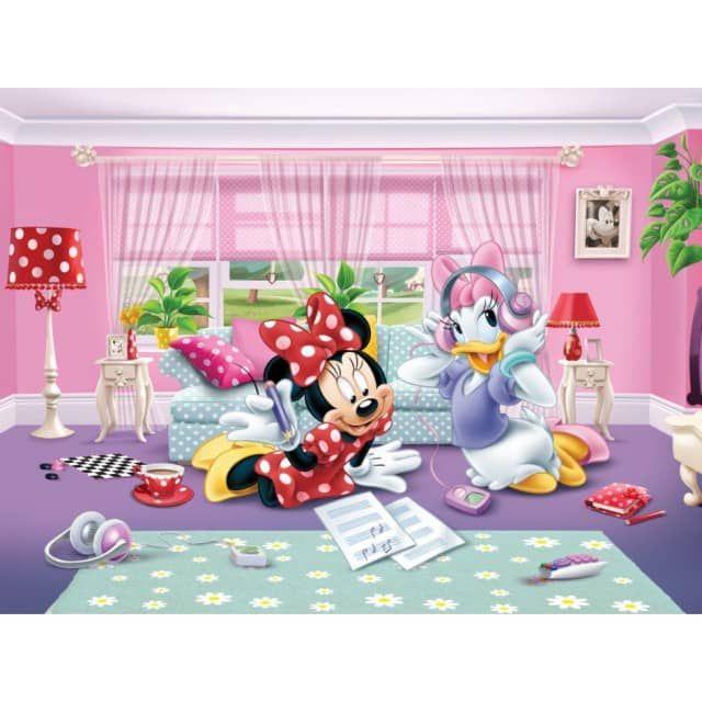 Disney Minnie & Daisy Wallpaper XXL - Great Kidsbedrooms Ltd