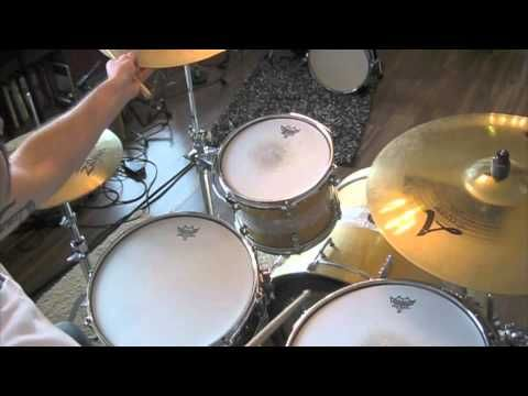 5 Simple Rock Drum Fills for the Beginning Drummer - Easy Drum Lesson - How to Play Drums