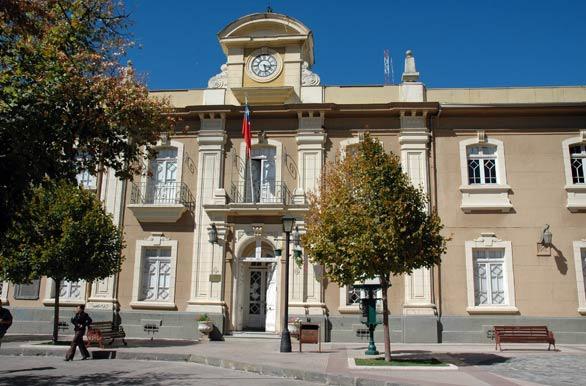 Gobernación de Cachapoal - Rancagua - O´Higgins - Chile #places