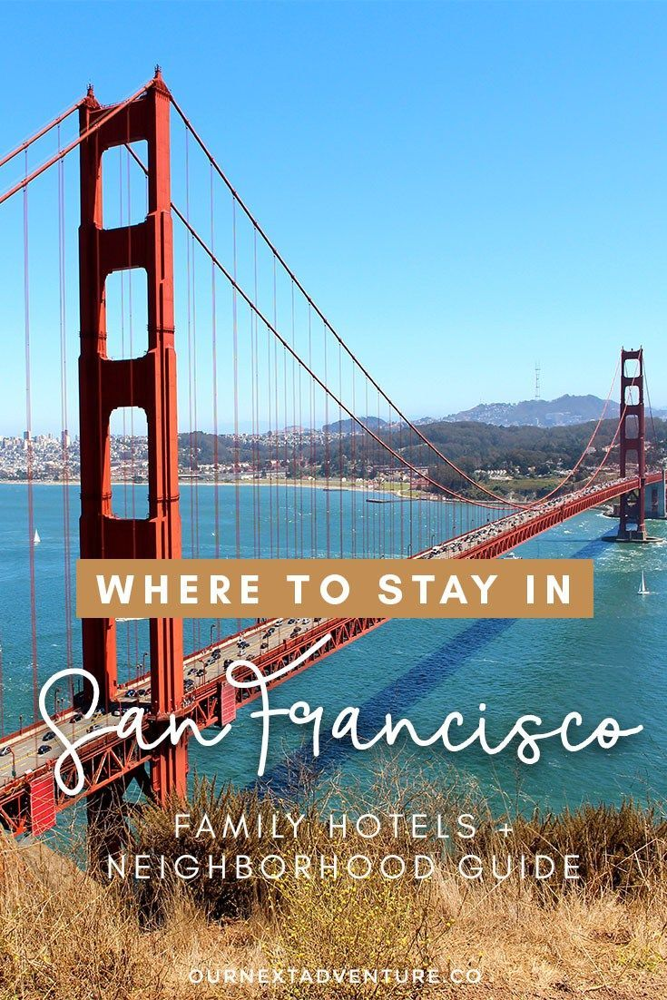6 of our favorite San Francisco neighborhoods
