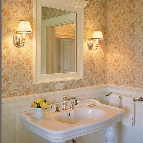 122 Best Ultimate Powder Rooms Images On Pinterest Bath