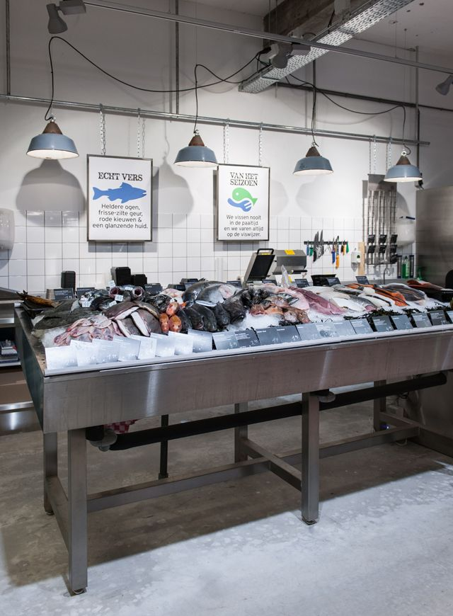 46 best images about meat seafood grocery decor for Seafood fish market