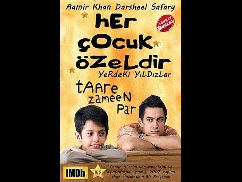 Yerdeki Yıldızlar - Her Çocuk Özeldir - Taare Zameen Par 1080p HD Türkçe Dublaj iZLE