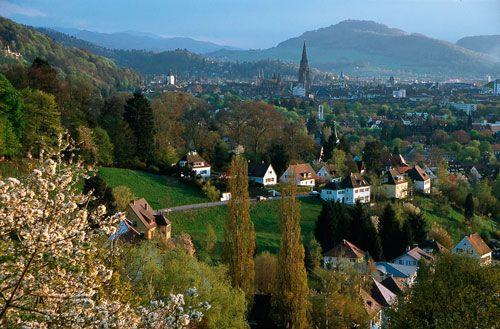 Freigburg - The green city