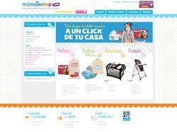 """Participa en el """"Concurso Sorpresa"""" de MimitoShop y podrás ganar un año de pañales Huggies gratis para tu bebé."""