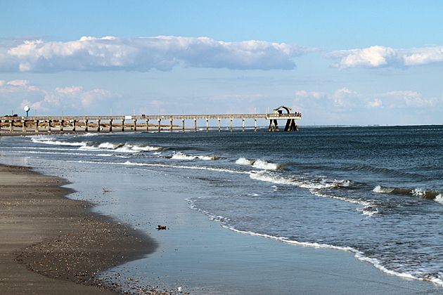 74 best images about the beach on tybee on pinterest on for Tybee island fishing pier
