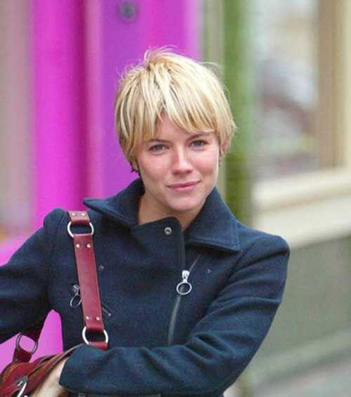 15 neue Prominente mit kurzen blonden Haaren