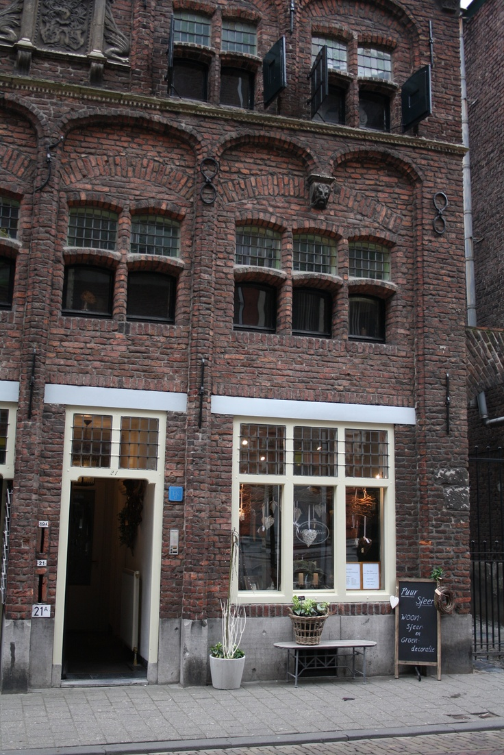 "Venlo, Limburg, The Netherlands ""Huize Schreurs"""